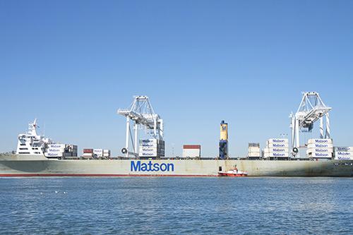 美森快船是什么?到美国哪个港口?时效和价格是多少?